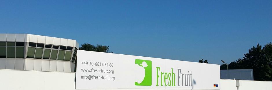 Lieferant Obst, Lebensmittel Lieferung, Berlin